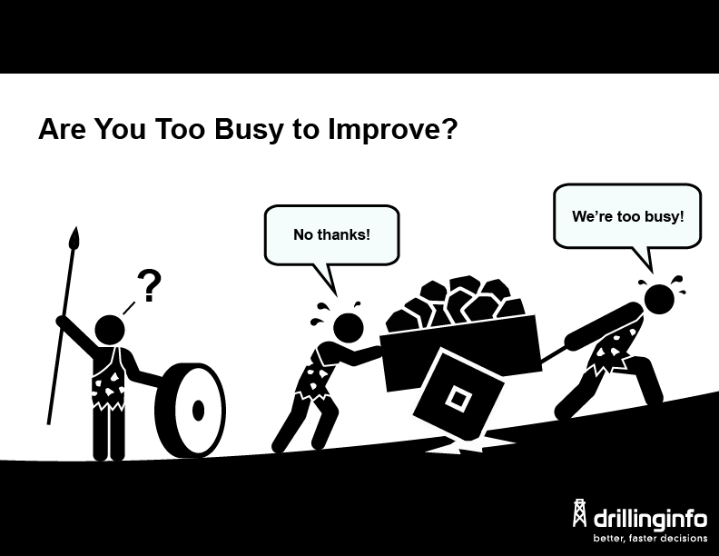 are you too busy to improve norbert bol